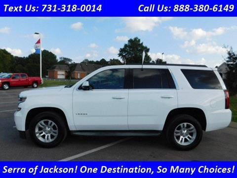 2015 Chevrolet Tahoe for sale in Jackson, TN