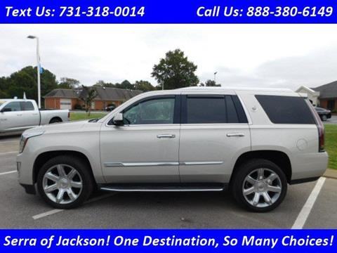 2015 Cadillac Escalade for sale in Jackson, TN