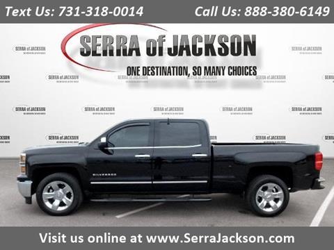 2015 Chevrolet Silverado 1500 for sale in Jackson, TN