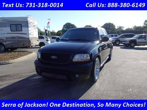 2003 Ford F-150 for sale in Jackson, TN