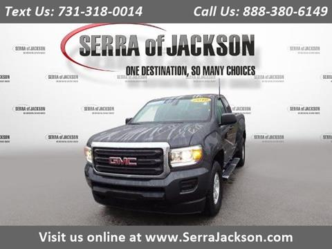 2016 GMC Canyon for sale in Jackson, TN