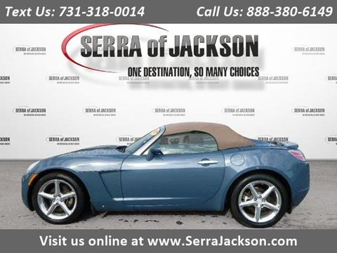 2007 Saturn SKY For Sale In Jackson, TN