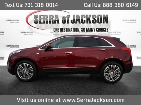 2017 Cadillac XT5 for sale in Jackson, TN
