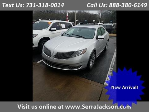 2013 Lincoln MKS for sale in Jackson, TN