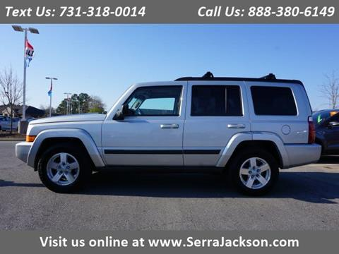 2008 Jeep Commander for sale in Jackson, TN