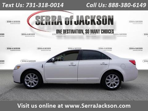 2010 Lincoln MKZ for sale in Jackson, TN