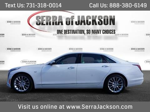 2019 Cadillac CT6 for sale in Jackson, TN