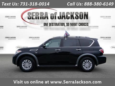 2018 Nissan Armada for sale in Jackson, TN