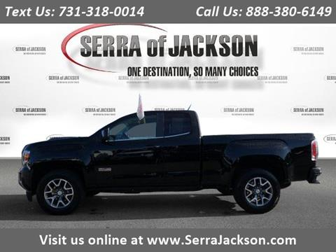 2018 GMC Canyon for sale in Jackson, TN