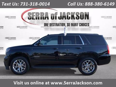 2019 Chevrolet Tahoe for sale at Serra Of Jackson in Jackson TN