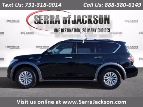 2019 Nissan Armada for sale at Serra Of Jackson in Jackson TN