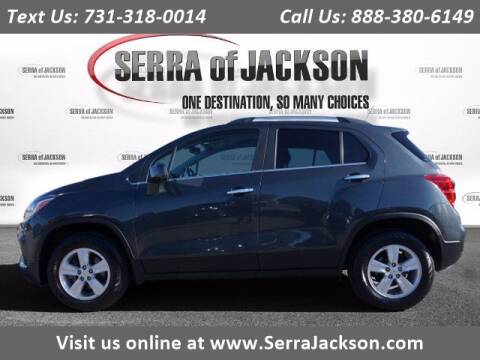 2017 Chevrolet Trax for sale at Serra Of Jackson in Jackson TN