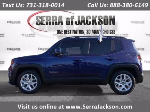 2017 Jeep Renegade for sale at Serra Of Jackson in Jackson TN