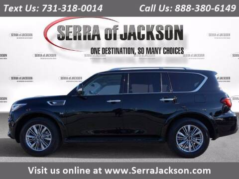 2019 Infiniti QX80 for sale at Serra Of Jackson in Jackson TN