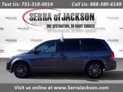 2019 Dodge Grand Caravan for sale at Serra Of Jackson in Jackson TN