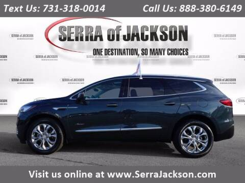 2019 Buick Enclave for sale at Serra Of Jackson in Jackson TN