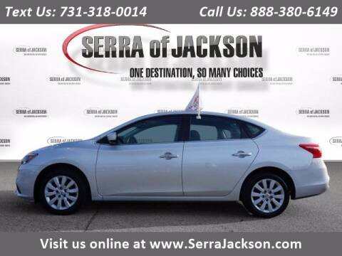 2019 Nissan Sentra for sale at Serra Of Jackson in Jackson TN