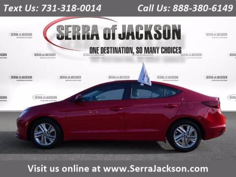 2019 Hyundai Elantra for sale at Serra Of Jackson in Jackson TN