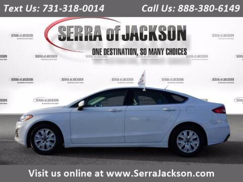 2019 Ford Fusion for sale at Serra Of Jackson in Jackson TN