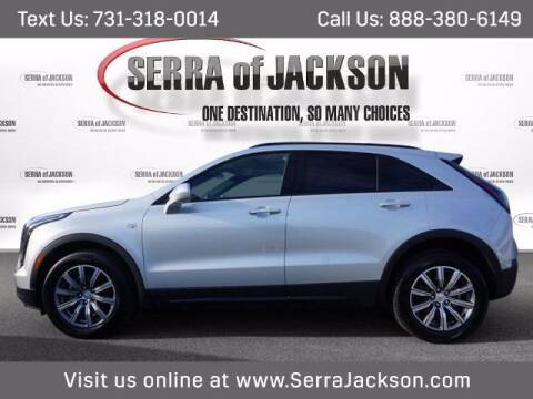2020 Cadillac XT4 for sale at Serra Of Jackson in Jackson TN