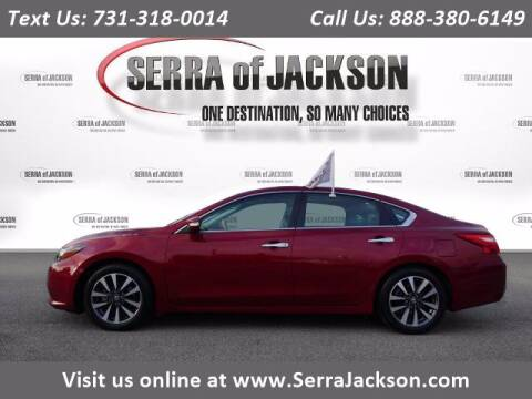 2017 Nissan Altima for sale at Serra Of Jackson in Jackson TN
