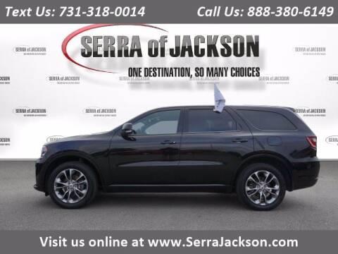 2019 Dodge Durango for sale at Serra Of Jackson in Jackson TN