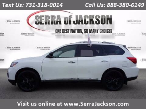 2017 Nissan Pathfinder for sale at Serra Of Jackson in Jackson TN