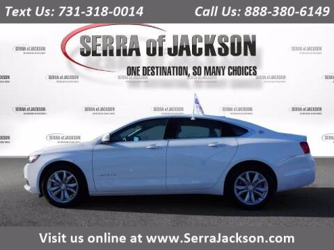 2019 Chevrolet Impala for sale at Serra Of Jackson in Jackson TN
