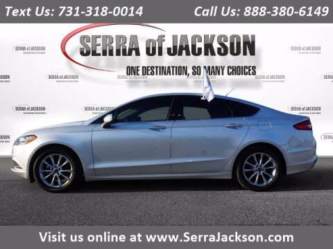 2017 Ford Fusion for sale at Serra Of Jackson in Jackson TN