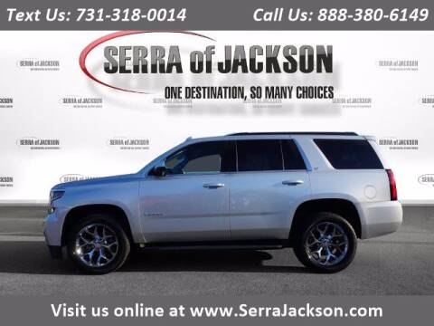 2018 Chevrolet Tahoe for sale at Serra Of Jackson in Jackson TN