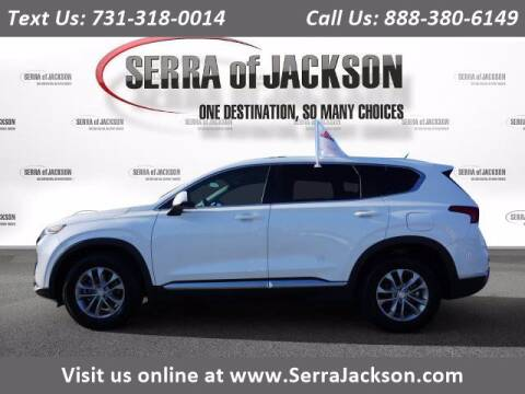 2019 Hyundai Santa Fe for sale at Serra Of Jackson in Jackson TN