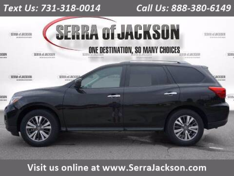 2019 Nissan Pathfinder for sale at Serra Of Jackson in Jackson TN