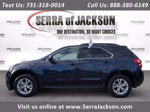 2017 Chevrolet Equinox for sale at Serra Of Jackson in Jackson TN