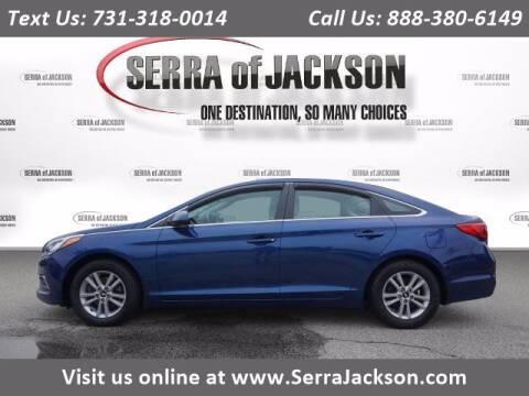 2016 Hyundai Sonata for sale at Serra Of Jackson in Jackson TN