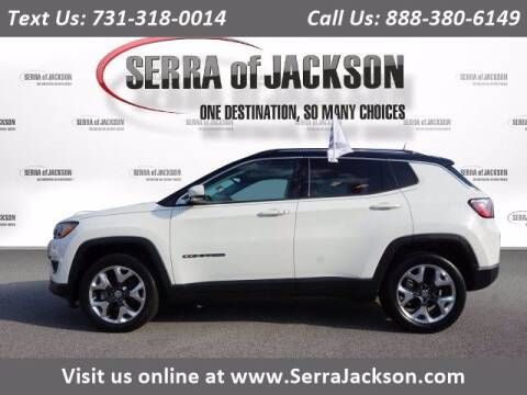 2017 Jeep Compass for sale at Serra Of Jackson in Jackson TN
