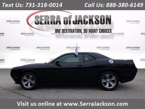 2019 Dodge Challenger for sale at Serra Of Jackson in Jackson TN
