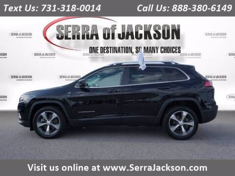2019 Jeep Cherokee for sale at Serra Of Jackson in Jackson TN