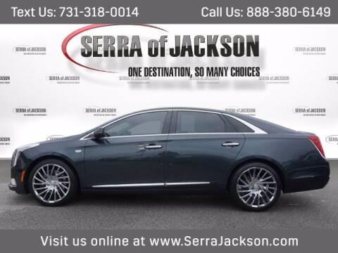 2019 Cadillac XTS for sale at Serra Of Jackson in Jackson TN