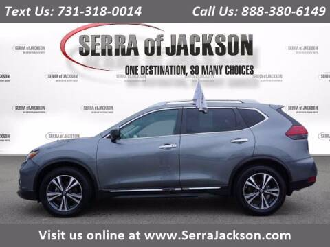 2017 Nissan Rogue for sale at Serra Of Jackson in Jackson TN
