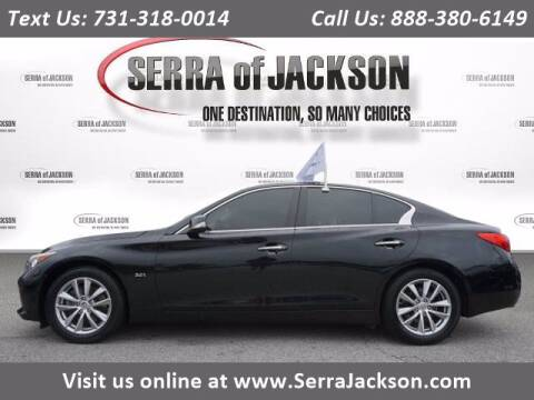 2017 Infiniti Q50 for sale at Serra Of Jackson in Jackson TN