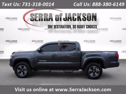2019 Toyota Tacoma for sale at Serra Of Jackson in Jackson TN
