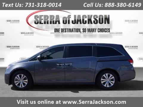 2017 Honda Odyssey for sale at Serra Of Jackson in Jackson TN