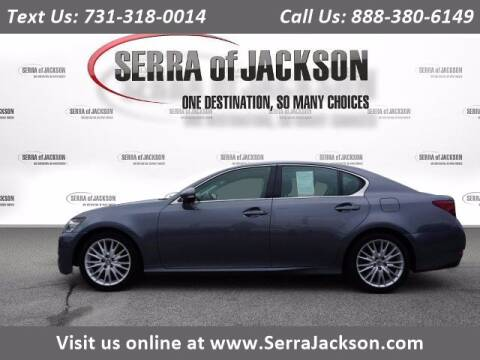 2013 Lexus GS 350 for sale at Serra Of Jackson in Jackson TN