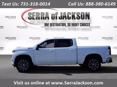 2019 Chevrolet Silverado 1500 for sale at Serra Of Jackson in Jackson TN
