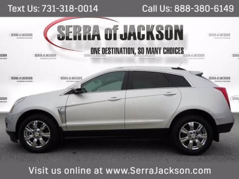 2015 Cadillac SRX for sale at Serra Of Jackson in Jackson TN