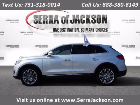 2018 Lincoln MKX for sale at Serra Of Jackson in Jackson TN