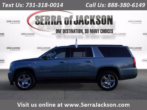 2019 Chevrolet Suburban for sale at Serra Of Jackson in Jackson TN