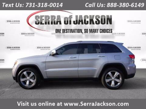 2014 Jeep Grand Cherokee for sale at Serra Of Jackson in Jackson TN