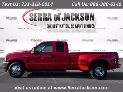 2004 Ford F-350 Super Duty for sale at Serra Of Jackson in Jackson TN