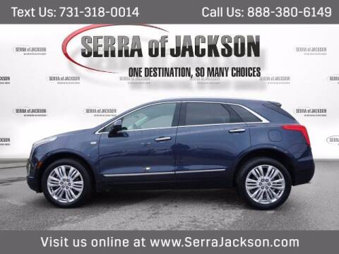 2019 Cadillac XT5 for sale at Serra Of Jackson in Jackson TN